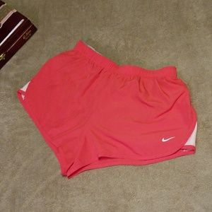 NIKE womens running shorts